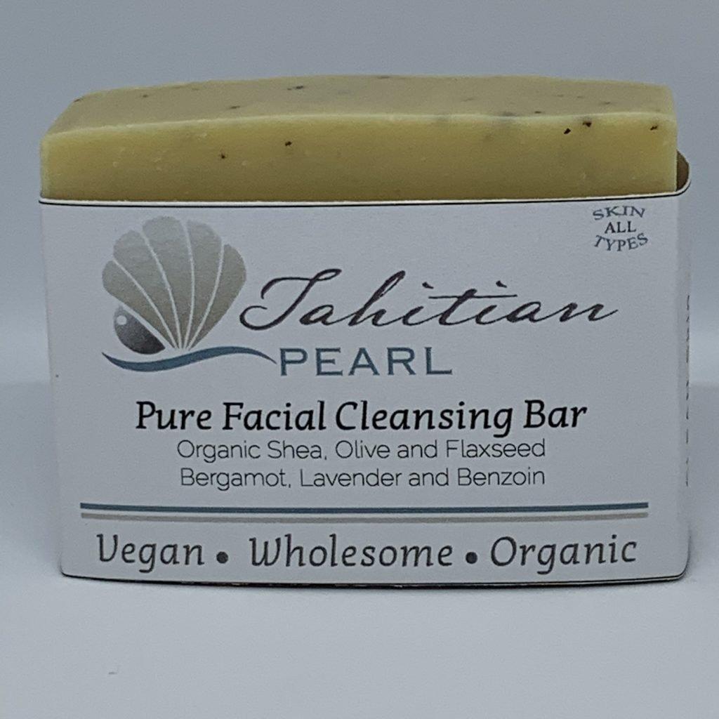 VEGAN Facial Cleansing Bar